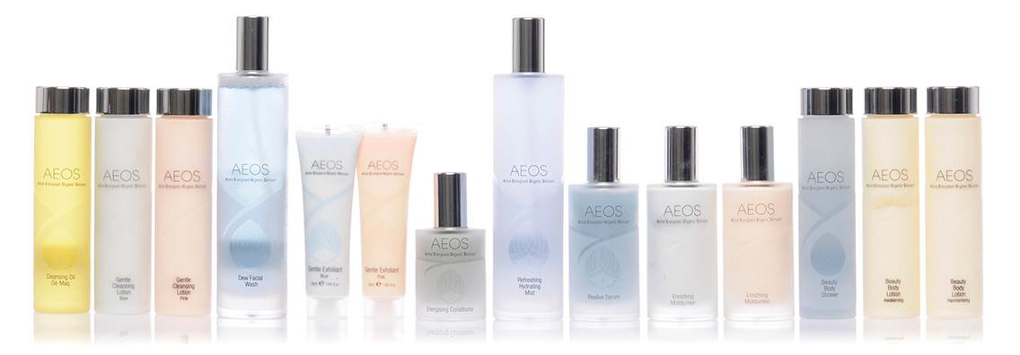 AEOS製品の写真
